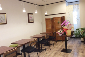 Kitchen cafe Mau