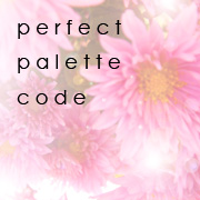 perfect palette code